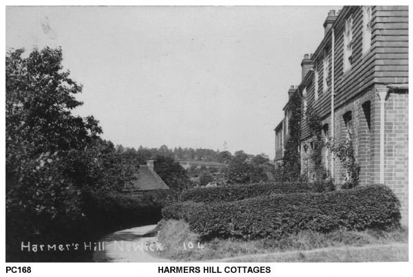 Harmers Hill Cottages
